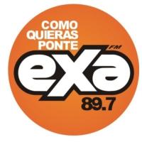 Logo of radio station Exa FM 89.7