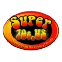 Logo of radio station Super 70s