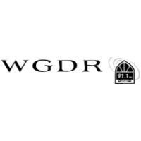 Logo of radio station WGDR Goddard College 91.1 FM