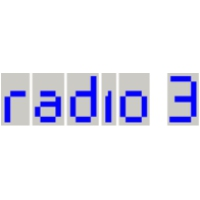Logo of radio station Radio 3 Net