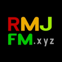 Logo of radio station RMJfm