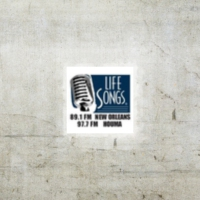 Logo of radio station WBSN LifeSongs Radio