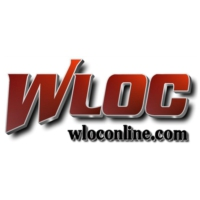 Logo of radio station WLOC 1150 AM
