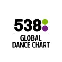 Logo of radio station 538 Global Dance Chart