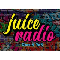 Logo of radio station Juice Radio