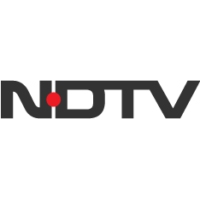 Logo of radio station NDTV India