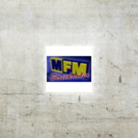 Logo of radio station M-FM