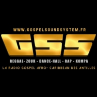 Logo of radio station Gospel Sound System