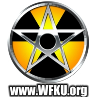 Logo of radio station WFKU GothRock
