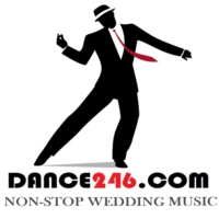 Logo of radio station Dance246.com
