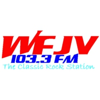 Logo of radio station WFJV 103.3 FM