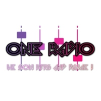 Logo of radio station ONE RADIO