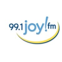Logo of radio station KHCR Joy FM 94.1 FM