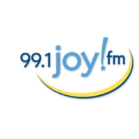 Logo of radio station KHCR Joy FM 94.1 FM