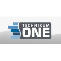 Logo of radio station Technikum One
