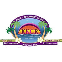 Logo of radio station KKCR 91.9 FM