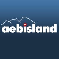 Logo of radio station Hitradio Aebisland