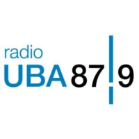 Logo of radio station Radio UBA 87.9