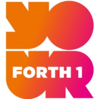 Logo of radio station Forth 1