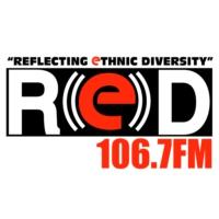 Logo of radio station RED FM 106.7