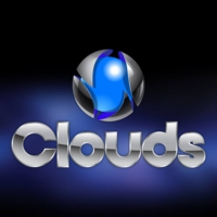 Logo of radio station Clouds FM