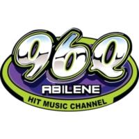 Logo of radio station KORQ 96Q Abilene