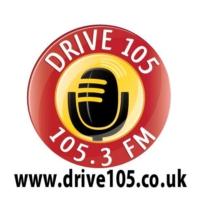 Logo de la radio Drive 105