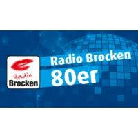Logo of radio station Radio Brocken - 80er