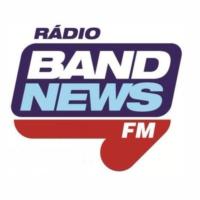 Logo of radio station Rádio BandNews FM - São Paulo