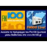 Logo of radio station FM 100.6