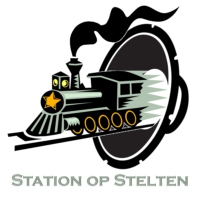 Logo of radio station Station op Stelten