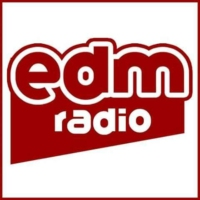 Logo of radio station EDM Radio
