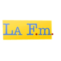 Logo of radio station La FM Bucaramanga 99.7