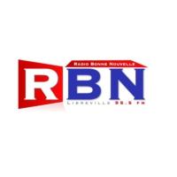 Logo of radio station Radio Bonne Nouvelle Gabon