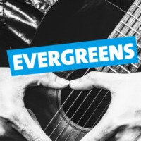 Logo de la radio RPR1. Evergreens