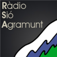 Logo of radio station Ràdio Sió Agramunt