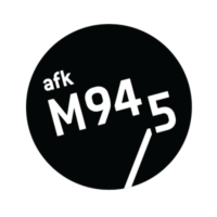 Logo of radio station afk M94.5