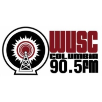 Logo of radio station WUSC
