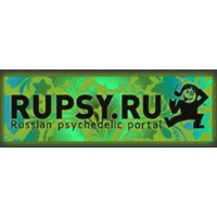 Logo of radio station Rupsy.ru - Goa trance