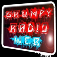 Logo of radio station GRUMPY RADIO