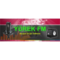 Logo of radio station Yürek FM
