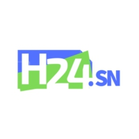 Logo of radio station Radio H24.sn