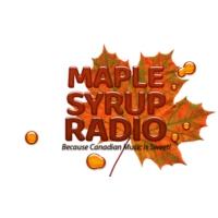 Logo de la radio Maple Syrup Radio