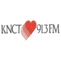 Logo of radio station KNCT