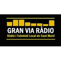 Logo of radio station Gran Via Radio