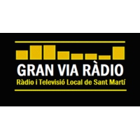 Logo of radio station Gran Via Radio