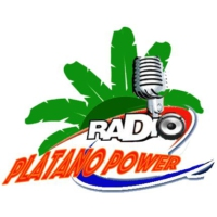 Logo of radio station Platano Power Radio