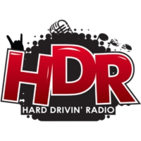Logo of radio station HDR - Hard Drivin' Radio