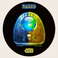 Logo of radio station Radio 482