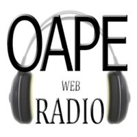 Logo of radio station OAPE WEB RADIO